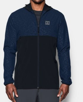 언더아머 Under Armour Mens UA Sportstyle Fishtail Jacket