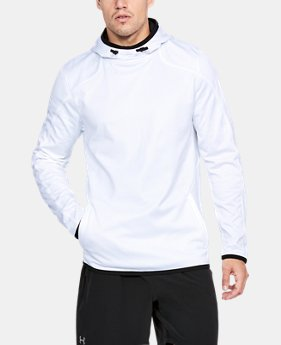 언더아머 Under Armour Mens ColdGear Reactor Fleece Hoodie