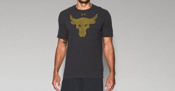 b313fd35ecd2 Men s UA x Project Rock Brahma Bull T-Shirt