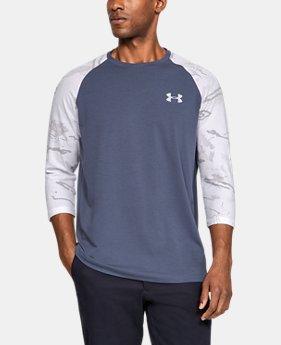 언더아머 UA 긴팔 티셔츠 Under Armour Mens Ridge Reaper ¾ Sleeve T-Shirt