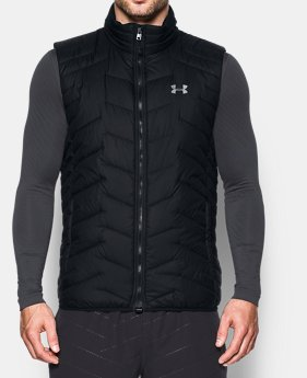 언더아머 조기 Under Armour Mens ColdGear Reactor Vest
