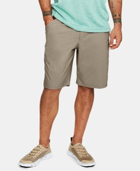언더아머 UA Under Armour Mens UA Fish 헌터 Hunter Shorts,CITY KHAKI (1304648-299)