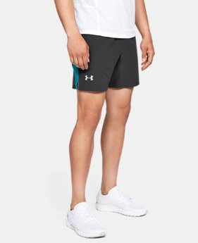 언더아머 UA Under Armour Mens UA Speedpocket Swyft 7 Shorts