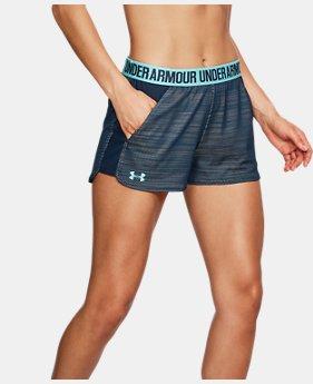 언더아머 Under Armour Womens UA Play Up Shorts