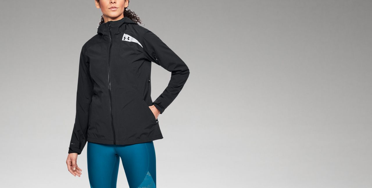 Ua Trektic Women's Hiking Jackets & Vests by Under Armour