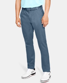 언더아머 UA Under Armour Mens UA Showdown Chino Tapered Pants