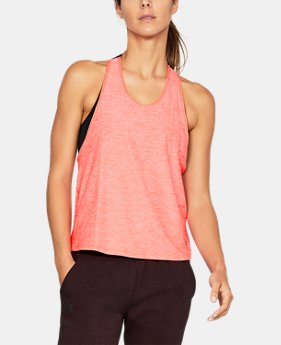 언더아머 UA Under Armour Womens UA Armour Sport Swing Tank