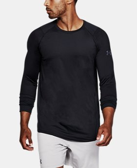 언더아머 UA 긴팔 티셔츠 Under Armour Mens UA MK-1 Long Sleeve