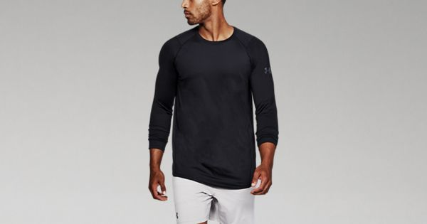 rational construction luxuriant in design preview of Men's UA MK-1 Long Sleeve | Under Armour US