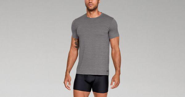 ea86da6445 Men's ArmourVent® Short Sleeve Crew T-Shirt | Under Armour US