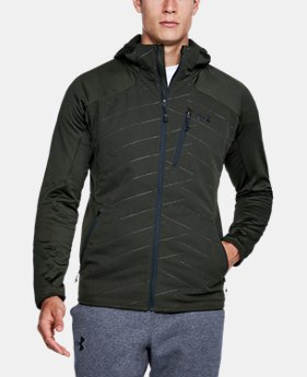 언더아머 Under Armour Mens ColdGear Reactor Jacket
