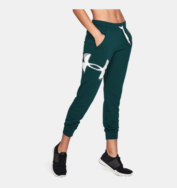 UA Favorite Fleece Graphic Logo Women's Pants