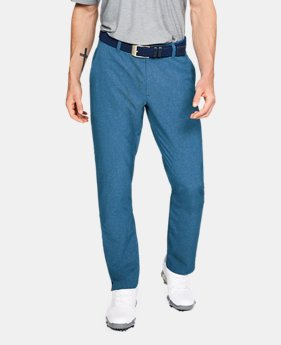 언더아머 UA Under Armour Mens UA Showdown Vented Pants,MOROCCAN BLUE (1309549-487)