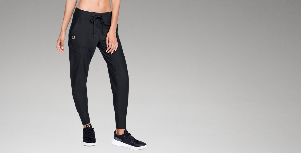 Ua Perpetual Loose Joggers Women's Pants by Under Armour