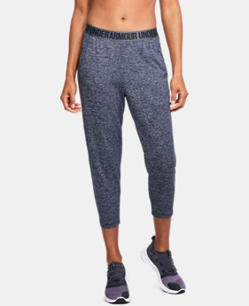 언더아머 UA Underarmour Womens UA Play Up Twist Capris