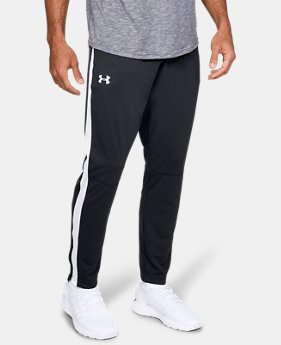 언더아머 UA 스포츠스타일 팬츠 Under Armour Mens UA Sportstyle Pique Pants