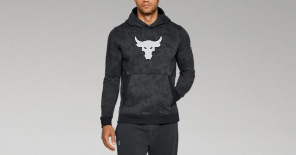 5c958895f8aae4 Men s UA x Project Rock UA Threadborne™ Fleece Hoodie