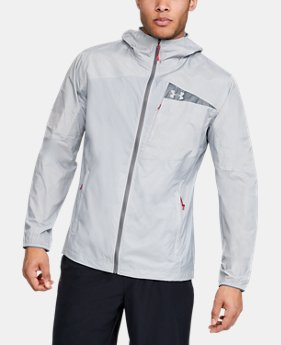 언더아머 UA Under Armour Mens UA Scrambler Hybrid Jacket