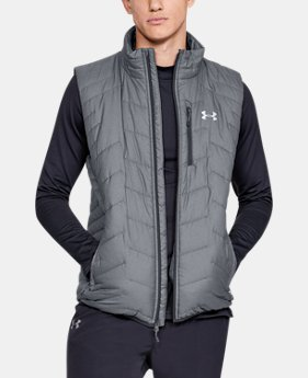 언더아머 Under Armour Mens ColdGear Reactor Vest