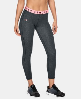 언더아머 UA Under Armour Womens UA Favorites Crop