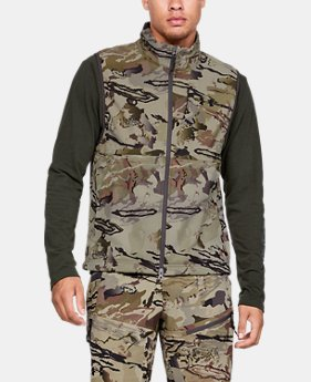 언더아머 UA 조끼Under Armour Mens Ridge Reaper WINDSTOPPER Vest