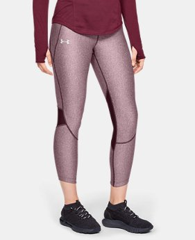 언더아머 UA Under Armour Womens UA Armour Fly Fast Crop