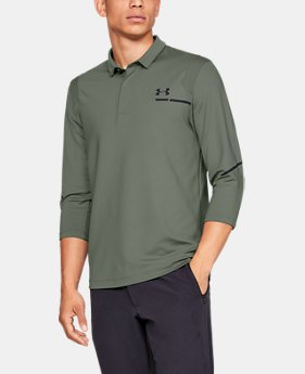 언더아머 Under Armour Mens UA Perpetual Utility Polo