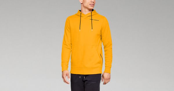 32be22e800 Men's UA Pursuit Microthread Pullover Hoodie | Under Armour CA