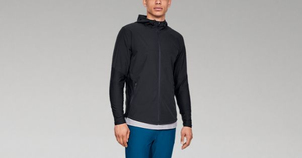 Under Armour Mens Microthread Vanish Jacket