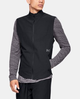 언더아머 Under Armour Mens UA Vanish Vest
