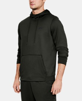 언더아머 Under Armour Mens Armour Fleece Hoodie