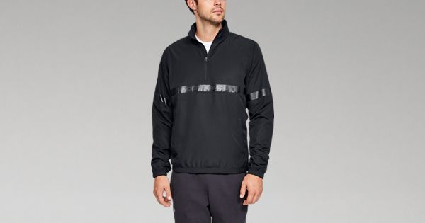 Under Armour Mens sportstyle Woven 1//2 Zip Under Armour Apparel 1320792