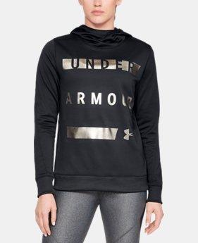 언더아머 Under Armour Womens Armour Fleece Hoodie