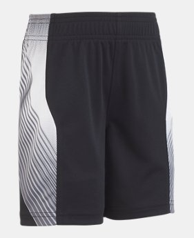 언더아머 UA 남아용 반바지 Under Armour Boys Pre-School UA Space The Floor Short