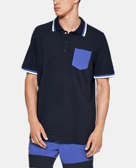 언더아머 Under Armour Mens UA Sportswear Polo