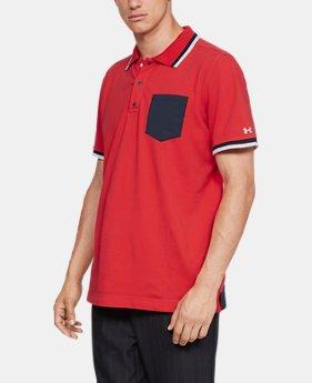 언더아머 UA Under Armour Mens UA Sportswear Polo