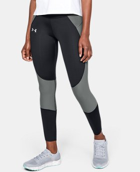 언더아머 UA Under Armour Womens UA Speedpocket Run Crop