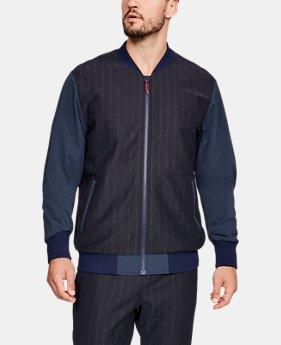 언더아머 Under Armour Mens UA Sportswear Bomber Jacket