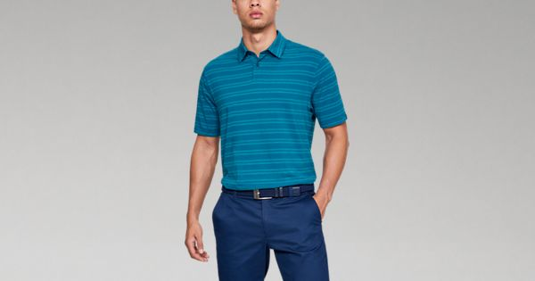 f8f6d28b Men's Charged Cotton® Scramble Stripe Polo | Under Armour US