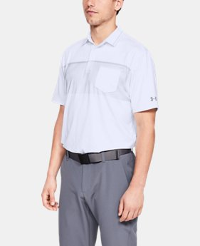 언더아머 Under Armour Mens UA Playoff Pocket Polo