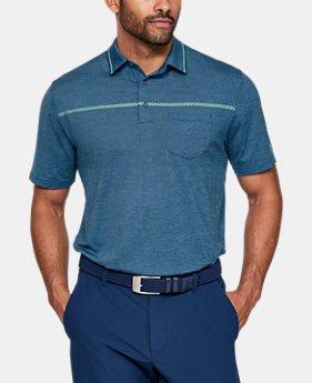 언더아머 골프웨어 플레이오프 폴로 반팔 티셔츠 Under Armour Mens UA Playoff Pocket Polo