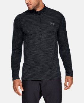 언더아머 Under Armour Mens UA Vanish Seamless ½ Zip