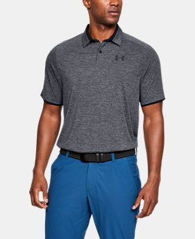 언더아머 Under Armour Mens UA Vanish Polo