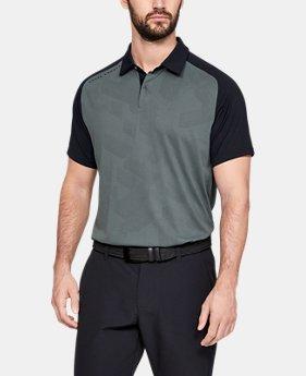 언더아머 골프웨어 챔피언 배니쉬 폴로 반팔 티셔츠 Under Armour Mens UA Vanish Champion Polo