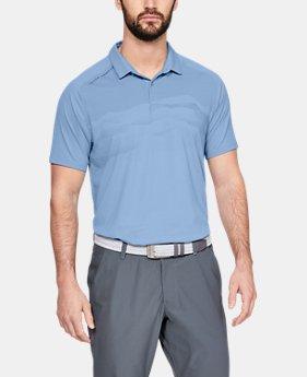 언더아머 남성 골프웨어 폴로 반팔 티셔츠 Under Armour Mens UA Iso-Chill Airlift Polo