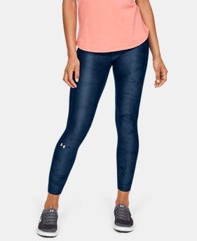 언더아머 우먼 UA 체이서 레깅스 Under Armour Womens UA Tide Chaser Leggings,Black (1327479-001)