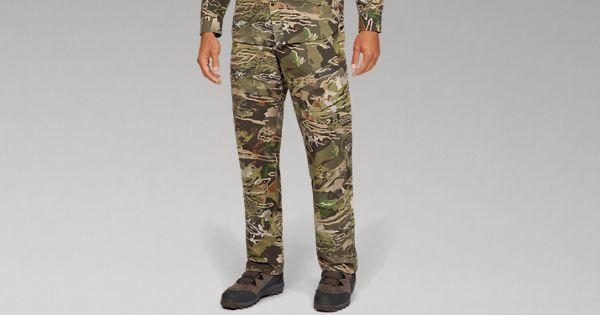 d7ef7b200b4e16 Men's UA ArmourVent™ NFZ Camo Field Pants   Under Armour US