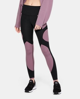 언더아머 레깅스 Under Armour Womens UA Perpetual Interlock Leggings