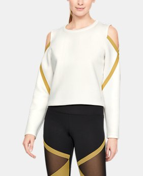 언더아머 Under Armour Womens UA Misty Long Sleeve Spacer