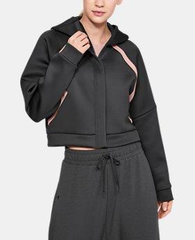 언더아머 Under Armour Womens UA Misty Spacer Full Zip